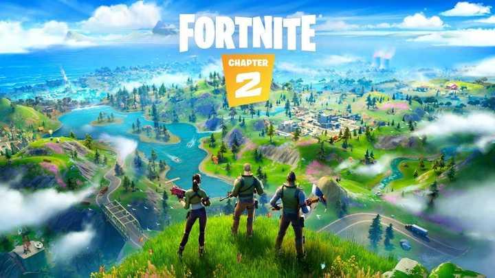 Video: Epic Games presentó el capítulo 2 de Fortnite