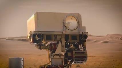 El helicóptero de Marte Ingenuity