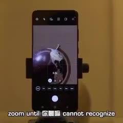 Video: Así funciona el potente zoom de la cámara del Samsung Galaxy S20