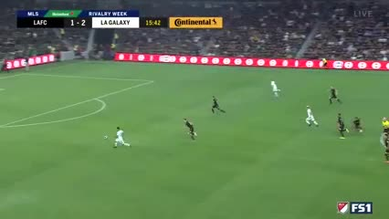 Video: el resumen del empate entre Los Angeles Galaxy y Los Angeles FC