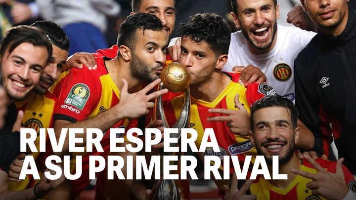 Un grande de Túnez, el crédito local o la sorpresa de Oceanía ¿Cuál será el primer rival de River en el Mundial de clubes?