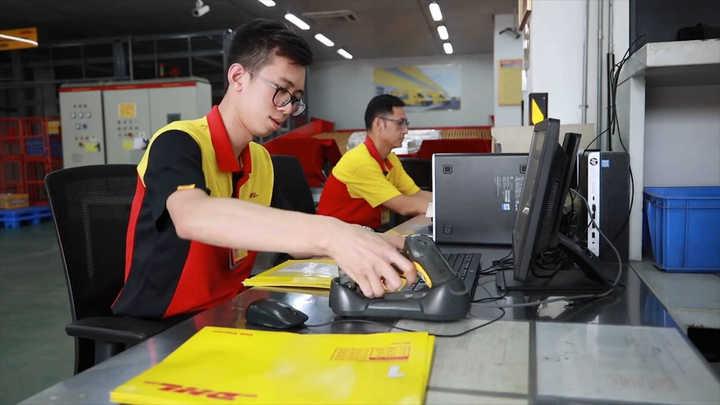 Así funcionan los drones inteligentes de DHL en China