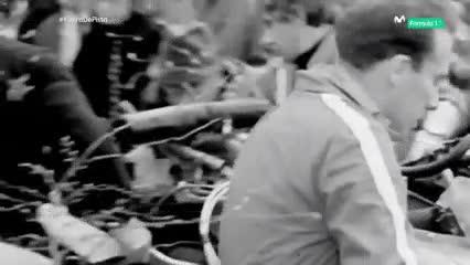 La muerte de Jim Clark en Alemania