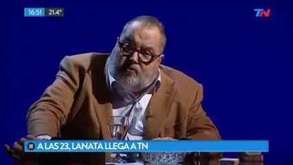 Jorge Lanata, sobre su ciclo