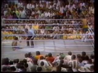 Video: La segunda pelea entre Esteban De Jesús y Roberto Durán.
