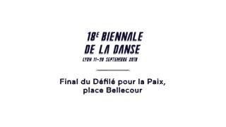 Trailer de la Bienal de Danza de Lyon 2018