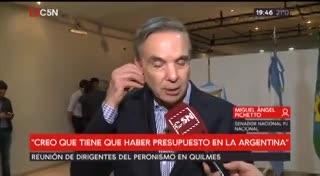 Miguel Pichetto sobre el desafuero de Cristina Kirchner (C5N)