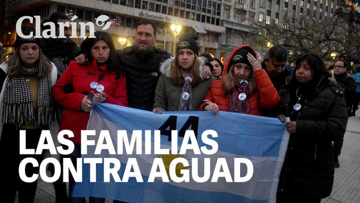 Los familiares del ARA San Juan le piden cautela al ministro Aguad