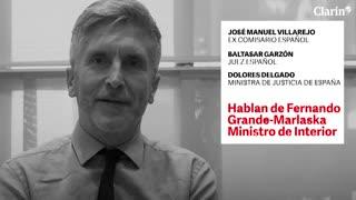 Escándalo en España por los audios de la Ministra de Justicia, Dolores Delgado