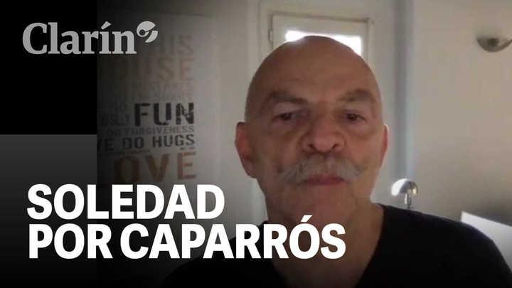 """Caparrós habla sobre Soledad Rosas: """"Eligió no traicionar a sus compañeros y a su novio muerto"""""""