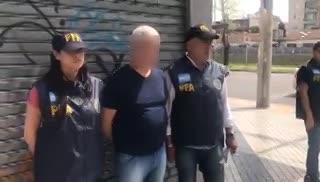 Detuvieron a Salvador López Martucci condenado por la causa de la efedrina