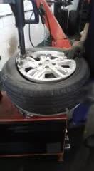 Desarme de una rueda