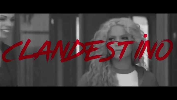 """""""Clandestino"""", el hit de Shakira y Maluma"""