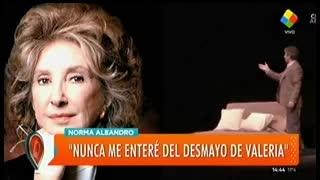 """Norma Aleandro en """"Intrusos"""" Parte 2"""