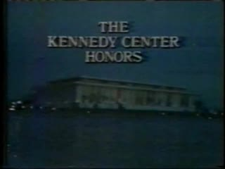 Los Dinzel - Kennedy Center Honor - 1986
