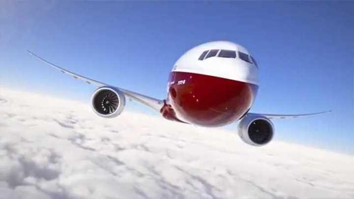 Boeing presenta su nuevo 777x