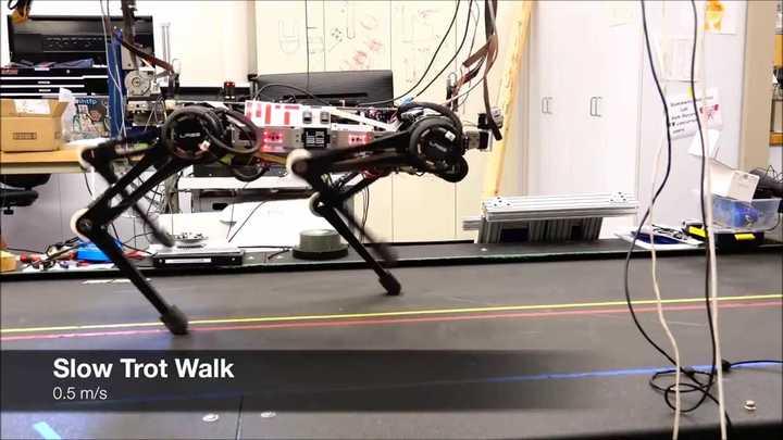 Las nuevas habilidades del sorprendente robot felino Cheetah 3