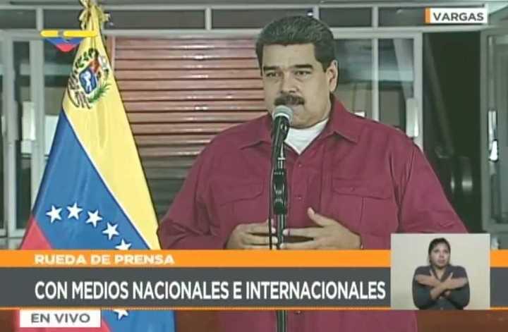 """Maduro, sobre la salida """"temporaria"""" de seis países de la Unasur: """"Tengan un poquitico de conciencia sudamericana""""."""