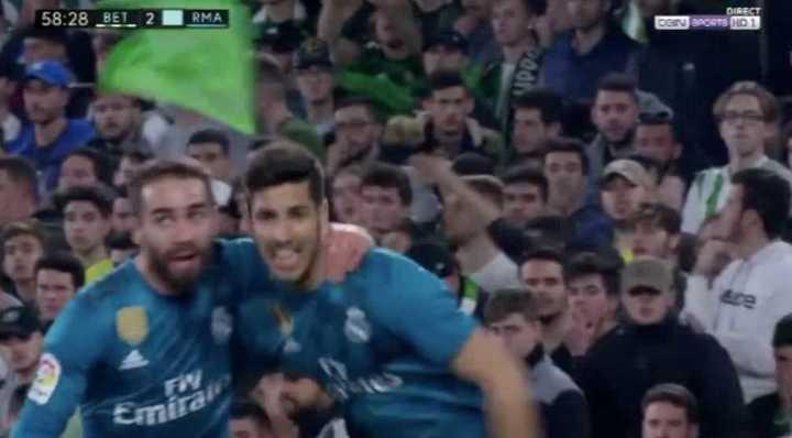 Betis 2 - Real Madrid 3