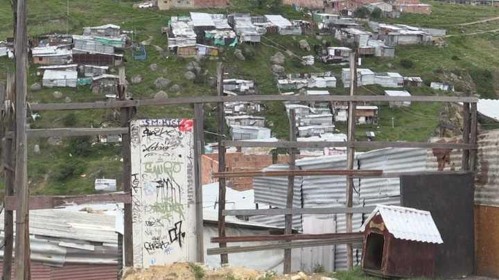 Pobreza en la periferia: bomba social de la guerra en Colombia