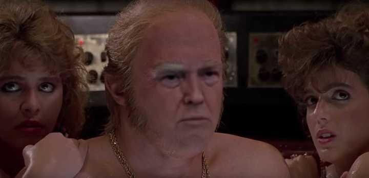 """Deepfake: la cara de Trump como Biff Tannen de """"Volver al Futuro"""""""