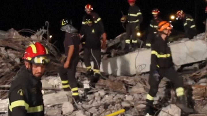 Drama en Génova: búsqueda contrarreloj de sobrevivientes entre los escombros del puente
