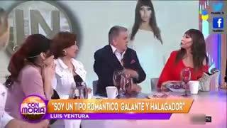 """Luis Ventura, muy duro con Jorge Rial: """"Él sabe que me callé"""""""