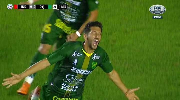 Independiente 0 - Defensa y Justicia 1