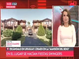 Crimen en Uruguay