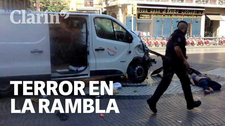 El día del horror en Barcelona: a un año del atentado que impactó al mundo