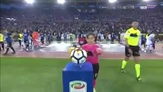 El resumen de Lazio 2 - Inter 3