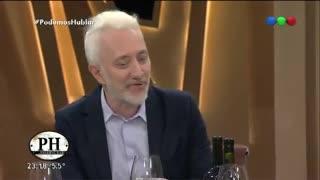 "Sebastian Estevanez: ""Soy disléxico"""