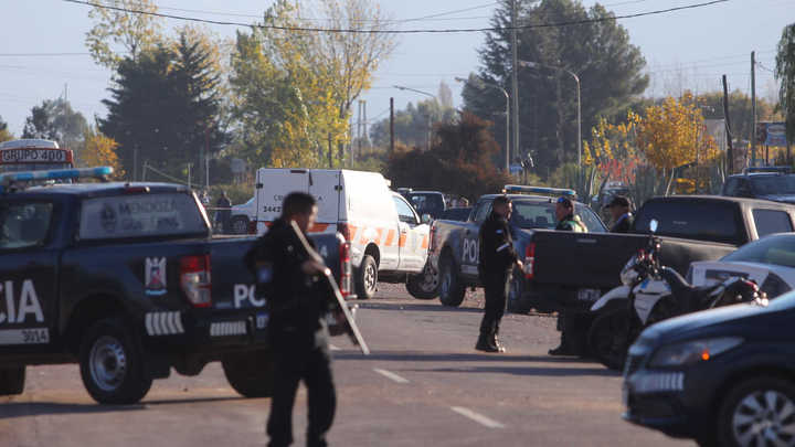 Desesperado pedido de ayuda de un compañero de los policías atropellados en Mendoza