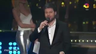 """Marengo piropeó a Agustín Casanova y le pidió perdón a Ángela Torres. En """"La tribuna de Guido"""" (El Trece)"""