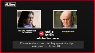 Cristina Kirchner y el enojo con los dirigentes del PJ