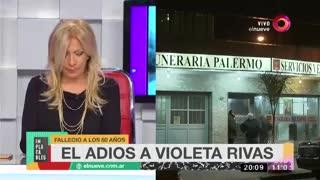 """Néstor Fabián, marido de Violeta Rivas: """"Tenía un problema en las vías urinarias"""""""