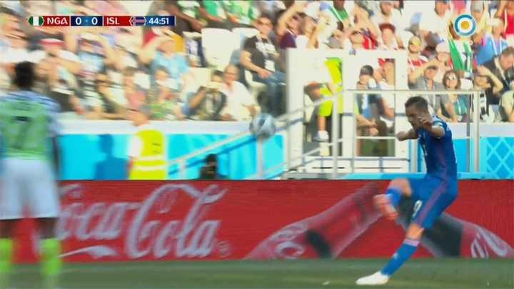 Nigeria 0 - Islandia 0. Islandia está más cerca - Mundial Rusia 2018