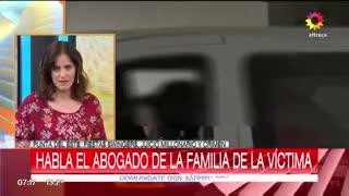 El abogado Martín Etcheverry, asesor legal de la familia de Edwar Vaz, asesinado en Punta del Este.