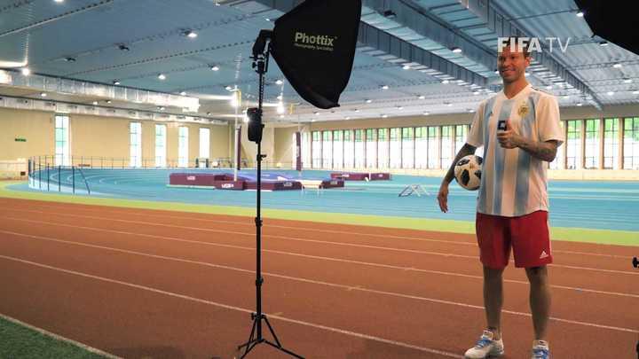 Mundial Rusia 2018: La selección rusa le da la bienvenida a todos los equipos en un video.