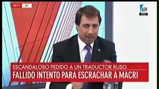 Denuncia del traductor Daniel Villalón A24