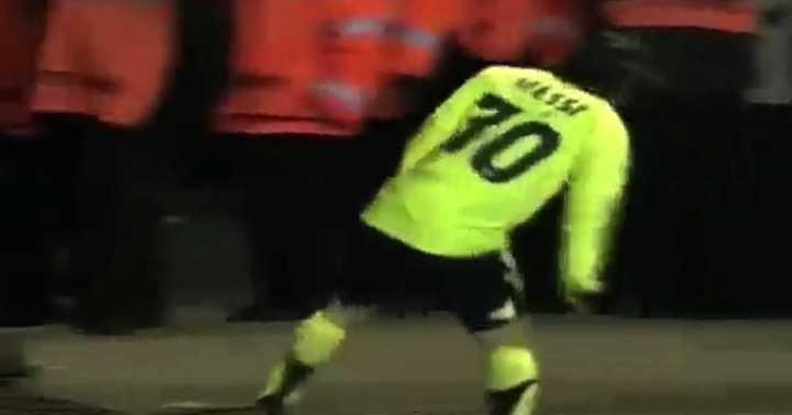 Aquel partido en el que Lionel Messi no hizo goles pero la rompió