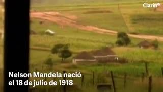 La Biografía de Nelson Mandela