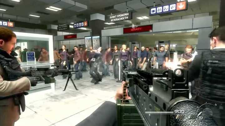 Video difundido por la Casa Blanca mostrando la violencia en los videojuegos