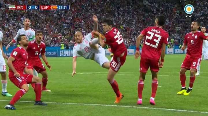 Silva definió muy elevado - Mundial Rusia 2018