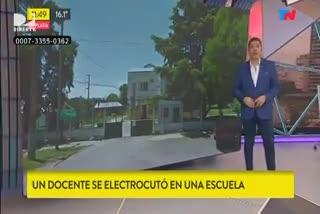 Habla Enrique Rifourcat, del SAME de La Plata