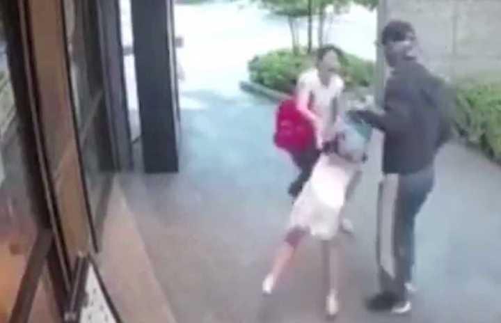 Lo enfrentó con coraje: La mujer que salvó a su hija de un secuestrador en plena calle