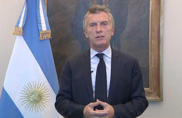 Mensaje de Macri en la ceremonia de entrega del premio al mejor maestro del mundo
