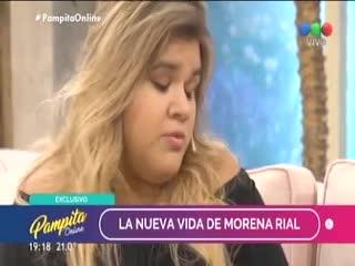 Morena Rial y su historia de superación.