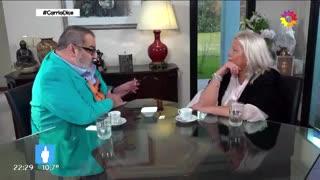 Elisa Carrió con Jorge Lanata I