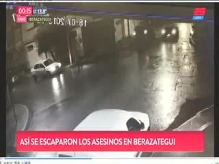 Crimen de una verdulera en Berazategui